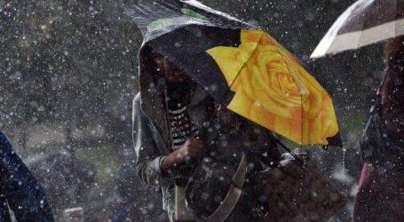 Έκτακτο δελτίο επιδείνωσης του καιρού με βροχές και καταιγίδες