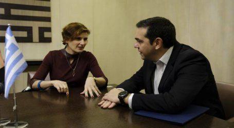 Ο Τσίπρας διοχετεύει όλη του την ενέργεια στην Ελλάδα υπό δύσκολες συνθήκες