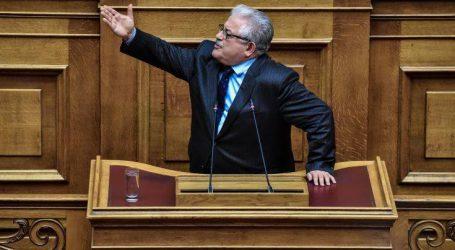 Σας ενοχλεί ο λόγος της αντιπολίτευσης, το ίδιο έκανε και ο Μουσολίνι
