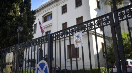 Ευχαριστήρια ανακοίνωση της σερβικής πρεσβείας στην ΕΛ.ΑΣ.