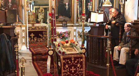 Εορτή της Παναγίας της Εικονίστριας, της πολιούχου της Σκιάθου