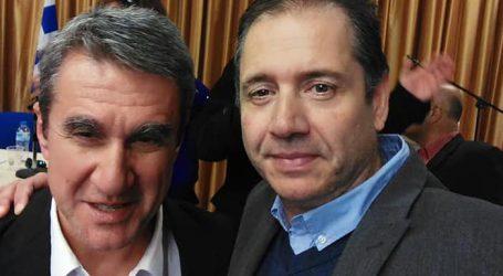 Στην Αθήνα με Λοβέρδο ο Σακκόπουλος