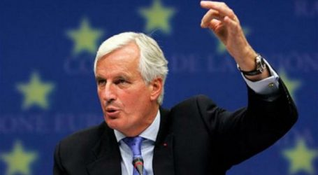 Ο Μισέλ Μπαρνιέ διαψεύδει ότι υπάρχει συμφωνία Λονδίνου-Βρυξελλών για τις αγορές