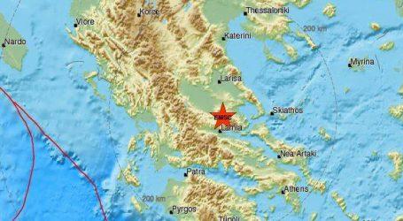 Σεισμός στη Φθιώτιδα «ξύπνησε» Λαμία και Δομοκό