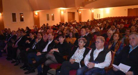 Ετήσια φιλανθρωπική εκδήλωση απόδοσης των βραβείων «Υπατία» πραγματοποιήθηκε στο ΔΩΛ (φωτο)