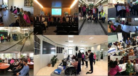 Συμμετοχή στη διαβούλευση για την αξιολόγηση του έργου της αστικής κινητικότητας της Γρανάδα