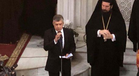 Βίντεο: Η προσφώνηση του Περιφερειάρχη Θεσσαλίας Αγοραστού, για το νέο Μητροπολίτη Ιερώνυμο