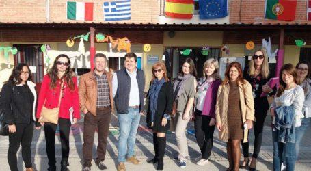 Συμμετοχή εκπαιδευτικών του Δημοτικού Σχολείου Ανάβρας σε πρόγραμμα Erasmus+