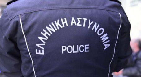 Επιμνημόσυνη Δέηση της Ένωσης Αστυνομικών Λάρισας εις Μνήμη των θανόντων εν ώρα Υπηρεσίας Αστυνομικών