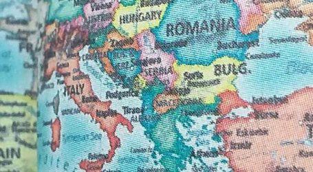 Κατακραυγή για χάρτη σε ημερολόγια της αστυνομίας με τη «Μακεδονία» και τη «Βόρεια Κύπρο»