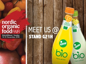 Η ΕΨΑ στη Διεθνή Έκθεση Nordic Organic Food Fair 2018