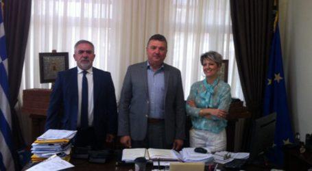 Τα δημοτικά κτήρια του Δήμου Ελασσόνας στο δίκτυο φυσικού αερίου