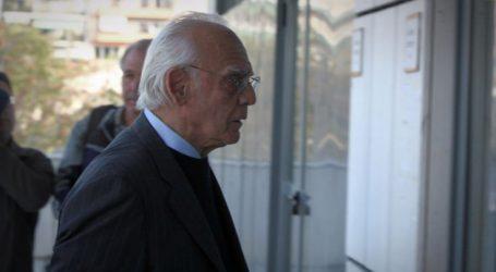 Στην δικαιοσύνη ο Άκης Τσοχατζόπουλος για το δημοσίευμα με τα 19 εκατ. ευρώ
