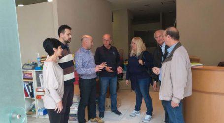 Συνάντηση δικτύωσης του Κοινωνικού Παντοπωλείου με τους Ενεργούς Πολίτες Λάρισας