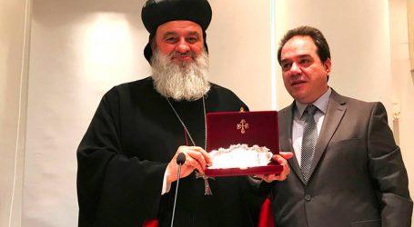 Έκκληση στην «Αποστολή» να βοηθήσει τη Συρία από τον Πατριάρχη Αντιοχείας