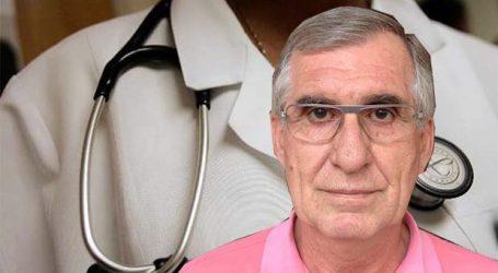 Εκ νέου πρόεδρος στον Ιατρικό Σύλλογο Λάρισας ο Ντίνος Γιαννακόπουλος