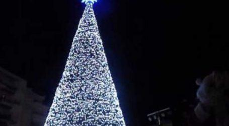 Tη Κυριακή 2 Δεκεμβρίου θα ανάψει το Χριστουγεννιάτικο δένδρο στη συνοικία του Πέρα Μαχαλά