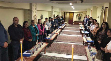 Συνέχεια στα μαθήματα Φροντιστηρίου Κατηχητών τηςΙεράς Μητροπόλεως Λαρίσης και Τυρνάβου
