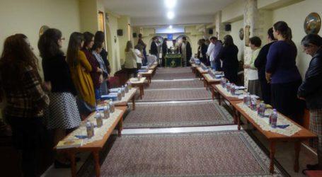 Συνεχίζονται τα μαθήματα του Φροντιστηρίου Κατηχητών τηςΙεράς Μητροπόλεως Λαρίσης και Τυρνάβου