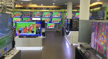 Electronet Β.Κ. Καζάνα: Μεγάλες προσφορές σε αφυγραντήρες και τηλεοράσεις