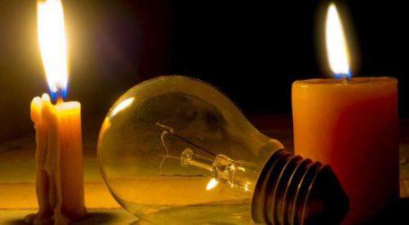 Διακοπή ρεύματος σήμερα Κυριακή στον Τύρναβο