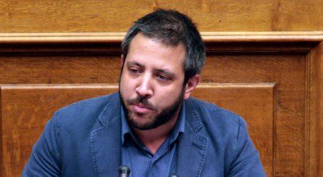 Ο Αλέξανδρος Μεϊκόπουλος εφ όλης της ύλης στον Δημήτρη Μαρέδη
