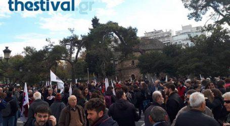 Συγκεντρώνεται το ΠΑΜΕ και στη Θεσσαλονίκη