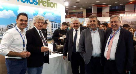 Με νέες προοπτικές η  Περιφέρεια Θεσσαλίας στη Philoxenia 2018