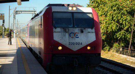 Κανονικά η κυκλοφορία των τρένων μεταξύ Λιανοκλαδίου και Παλαιοφαρσάλου