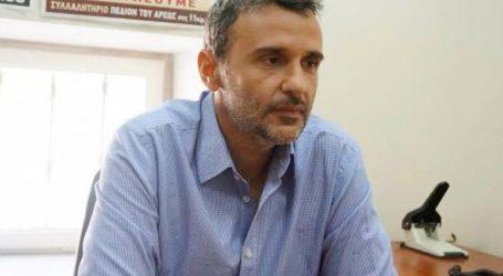 Στη Λάρισα σήμερα ο αντιπρόεδρος της ΑΔΕΔΥ Γιώργος Πετρόπουλος
