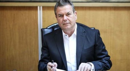 Εκδήλωση της Ν.Ε. ΣΥΡΙΖΑ Λάρισας με ομιλητή τον υφυπουργό Κοινωνικής Ασφάλισης Τάσο Πετρόπουλο