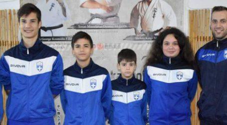 Η Ακαδημία Shinkyokushinkai στο «Tatami Cup» και στο Ευρωπαϊκό πρωτάθλημα