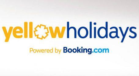 Νέος συνεργάτης του Προγράμματος Επιβράβευσης yellow η Booking