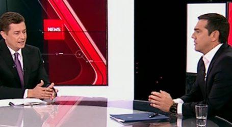 Πόσοι τηλεθεατές είδαν τον Αλέξη Τσίπρα στο δελτίο ειδήσεων του Alpha