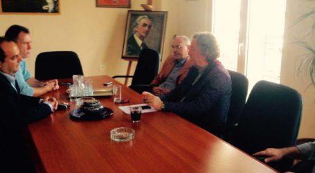 Συνεργασία του ΤΕΕ με τον Δήμο Τυρνάβου για τεχνικά θέματα