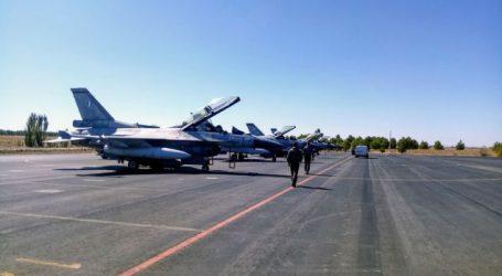 Η ακαριαία αντίδραση των πιλότων της ΠΑ σε συναγερμό «READINESS» στην Ν. Αγχίαλο