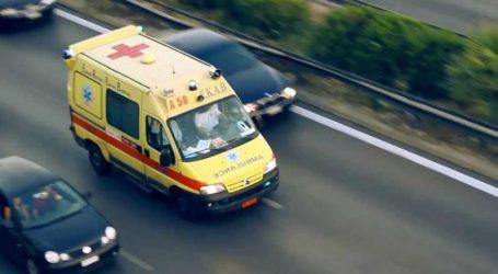 ΤΩΡΑ: Τροχαίο ατύχημα στο κέντρο του Βόλου