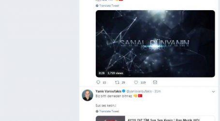 Επίθεση Τούρκων χάκερ στο Twitter του Βαρουφάκη