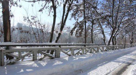 Χειμωνιάτικο το σκηνικό του καιρού