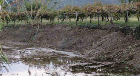 Καθαρισμός ρεμάτων στη Σκόπελο από την Περιφέρεια Θεσσαλίας