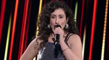 Η Βολιώτισσα τραγουδίστρια Λεμονιά Μπέζα στους ημιτελικούς του The Voice! [βίντεο]
