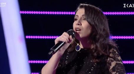 Στην τελική τετράδα του τελικού του The Voice η Βολιώτισσα Λεμονιά Μπέζα [εικόνες]