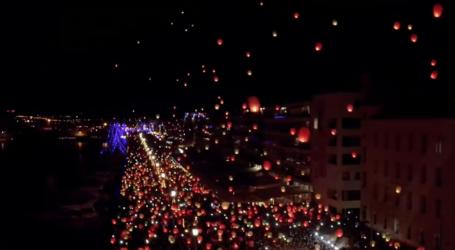 Δείτε το βίντεο από την «Γιορτή των φαναριών» στον Βόλο