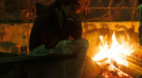 Ειδικός θερμαινόμενος χώρος του Δήμου Αθηναίων για τους αστέγους