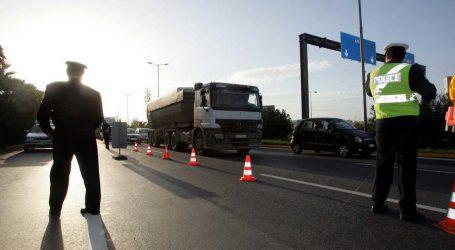 Προσωρινές κυκλοφοριακές ρυθμίσεις λόγω αγροτικών κινητοποιήσεων στον Αυτοκινητόδρομο Ε-65