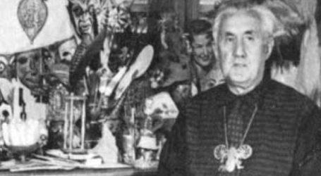 Έκθεση με θέμα τους καλικάντζαρους από τη συλλογή Βελούδιου, στη Μακρινίτσα