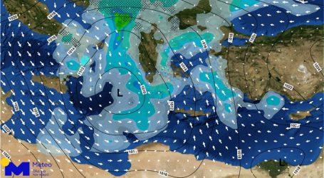Χαλάει ο καιρός: Βροχές, καταιγίδες και χιόνια το Σαββατοκύριακο