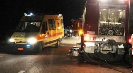 Νεκρή γυναίκα σε κεντρικό δρόμο της Ελασσόνας – Την χτύπησε αυτοκίνητο