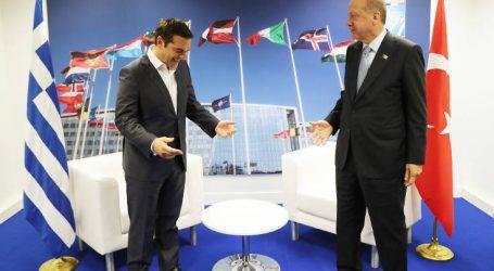Προετοιμάζεται η συνάντηση Τσίπρα – Ερντογάν
