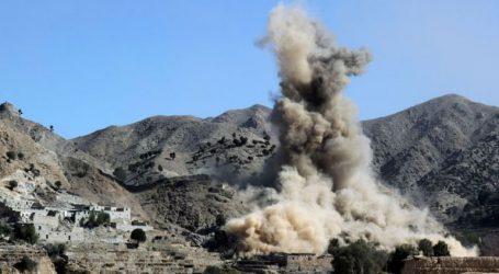 Ρεκόρ βομβών για τις ΗΠΑ στο Αφγανιστάν